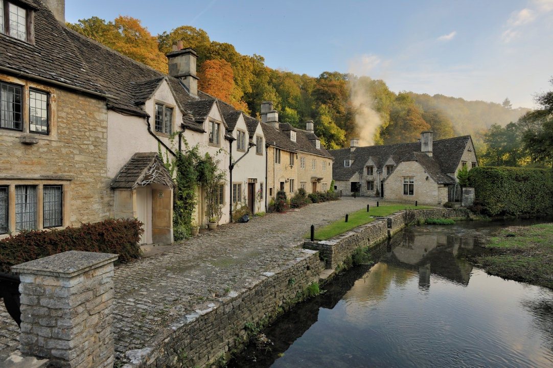 Castle Combe Water Lane